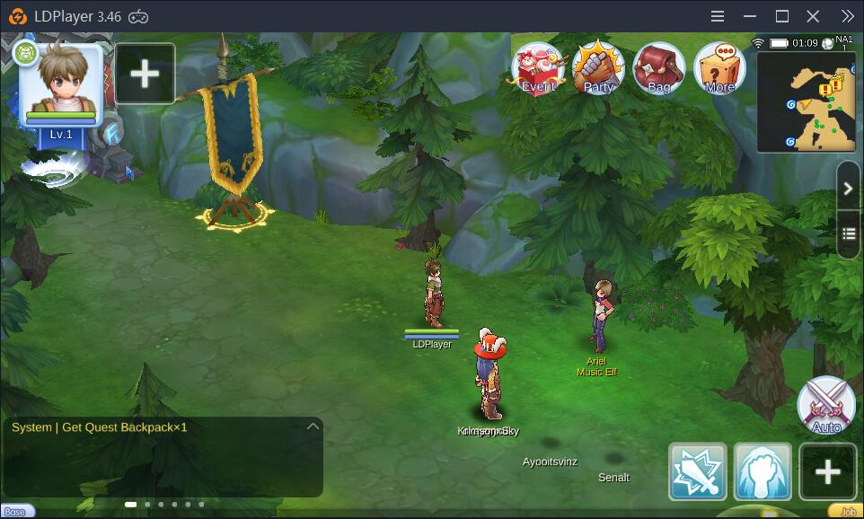 How to play Ragnarok M: Eternal Love Global on PC