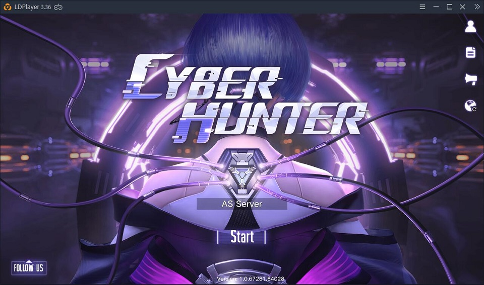 How to play Cyber Hunter on PC