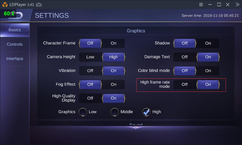 How to play Mobile Legends Bang Bang at 60 FPS