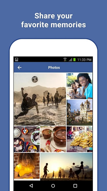 play Facebook Lite on pc