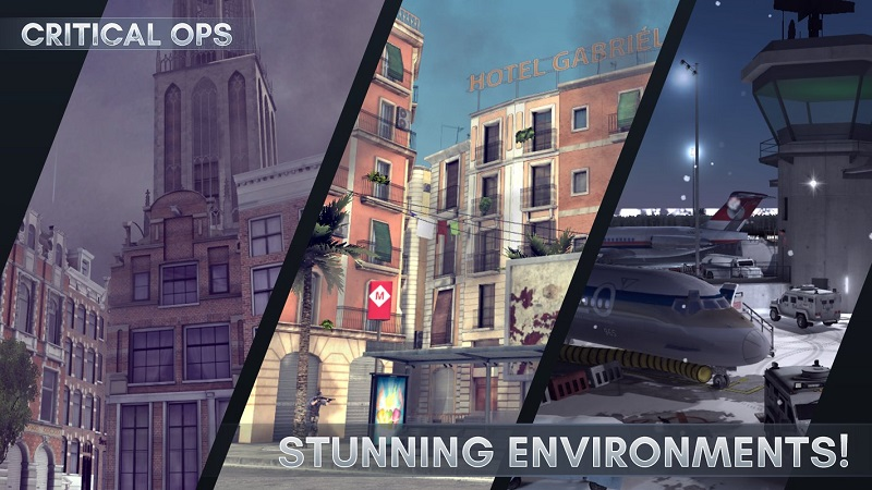 play Critical Ops on pc