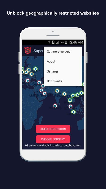 play Super VPN on pc