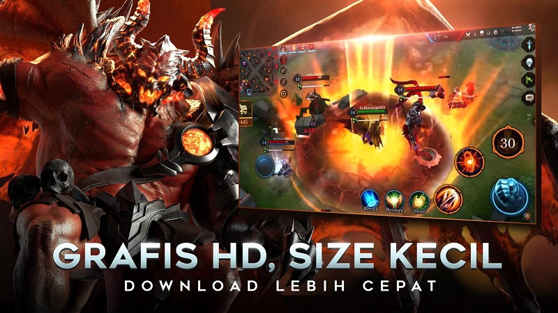 Downlaod Play Garena Aov Arena Of Valor Action Moba Id On Pc
