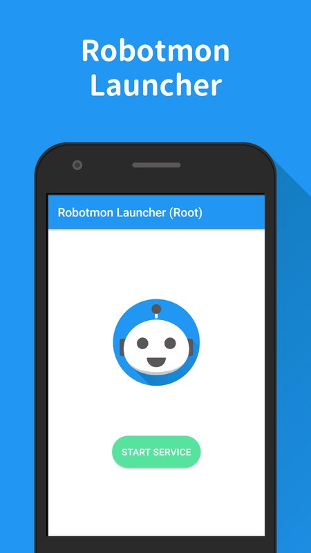 Robotmon Launcher (Root)