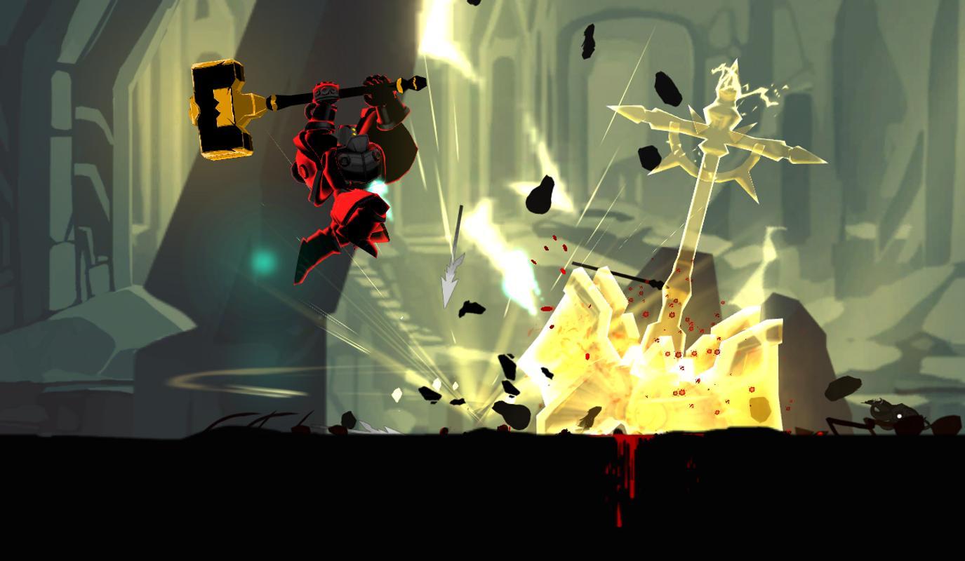 PC로 Shadow of Death: 어둠의 기사 - 스틱맨 액션 하기