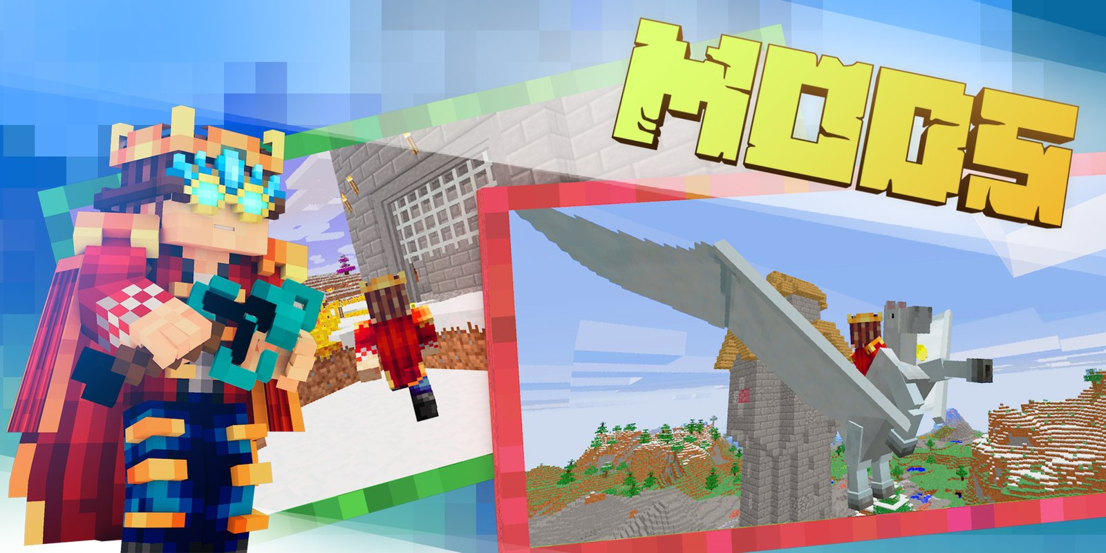 MOD-MAESTRO for Minecraft PE (Pocket Edition) Free