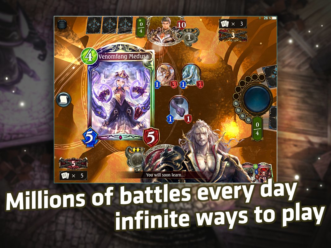 play Shadowverse CCG on pc