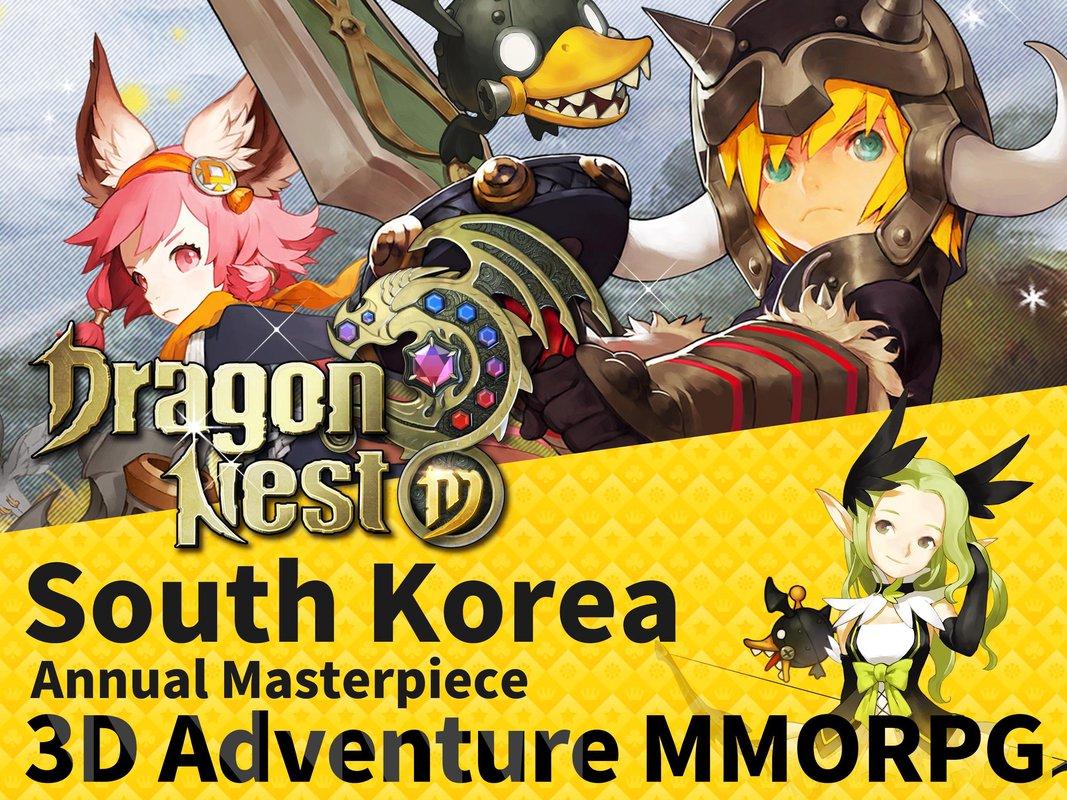 play Dragon Nest M on pc