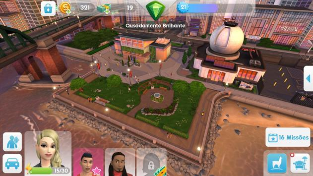 play The Sims 模擬市民手機版 on pc