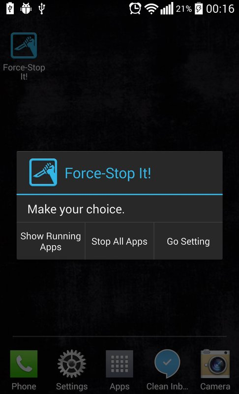 Force-Stop It! (Root Required)