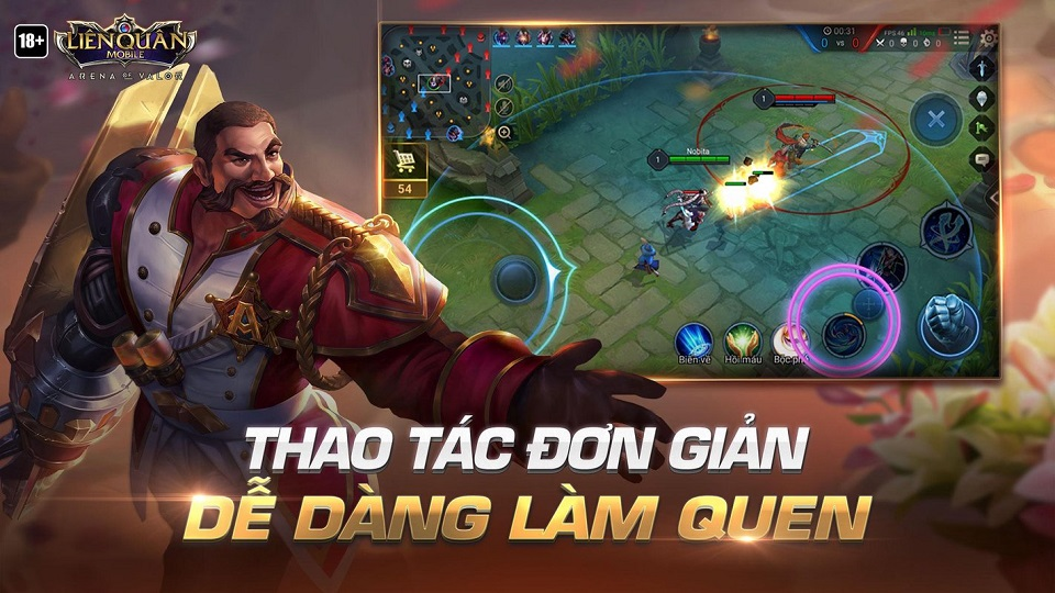 Garena RoV: Mobile MOBA(TH)