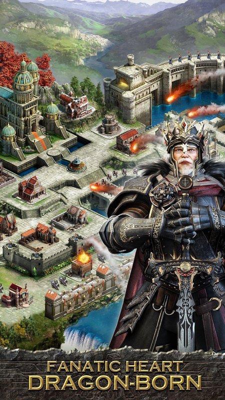 PC로 클래시 오브 킹즈 (Clash of kings) : 더 킹 오브 파이터즈 버전 하기