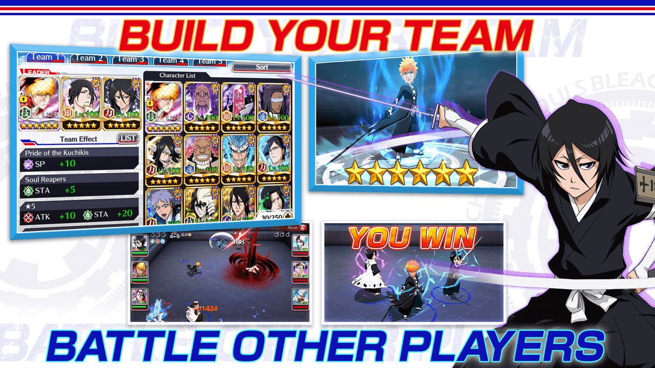 play BLEACH Brave Souls on pc