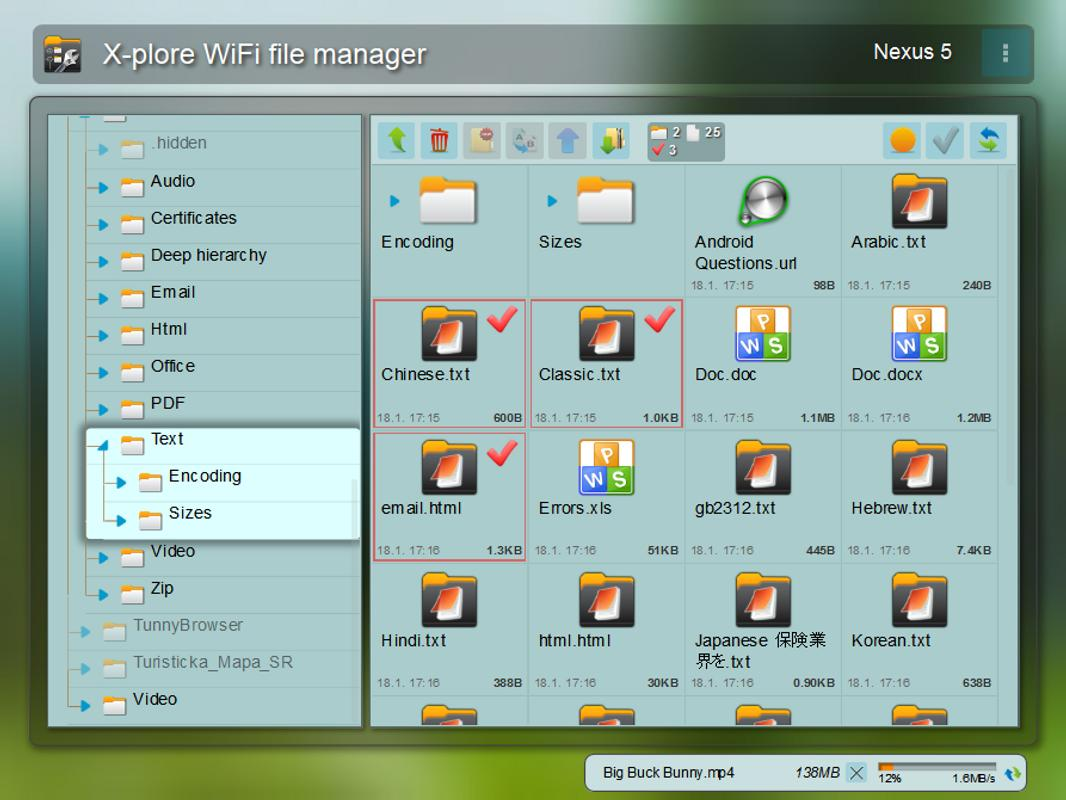 play X-plore File Manager on pc