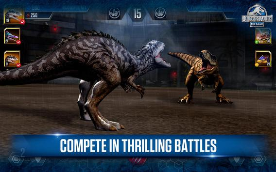 play Jurassic World™: The Game on pc