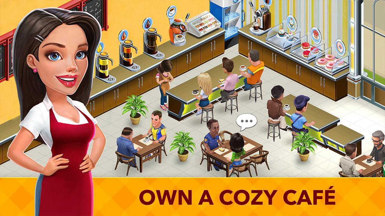 PC로 마이 커피 숍 — 레스토랑 게임 하기
