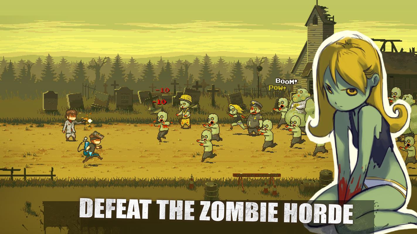 play Dead Ahead: Zombie Warfare on pc