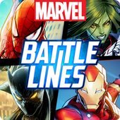 play MARVEL 배틀라인 on pc