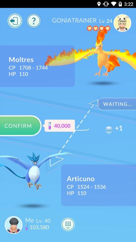 play Pokémon GO on pc
