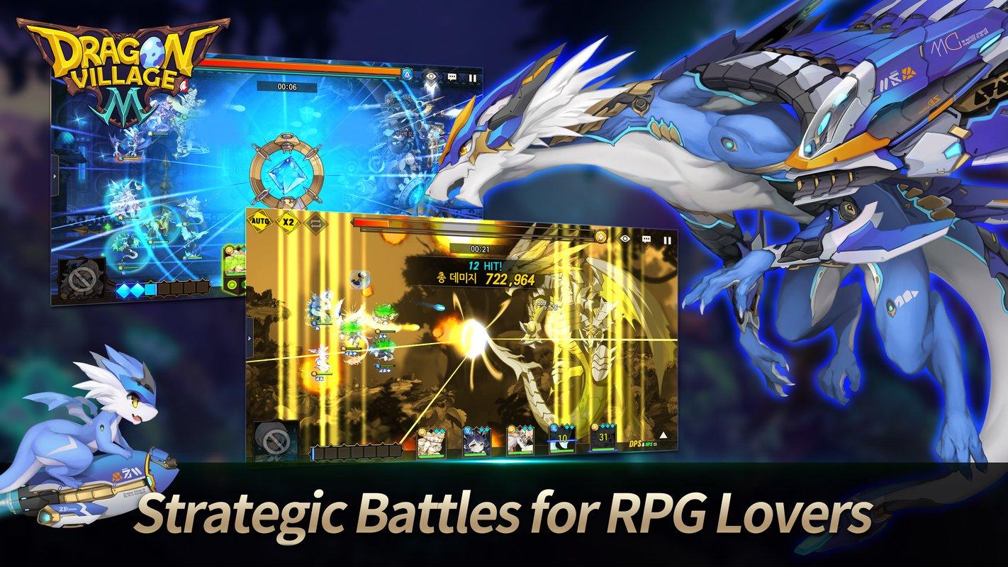 Dragon RPG: Dragon Village M