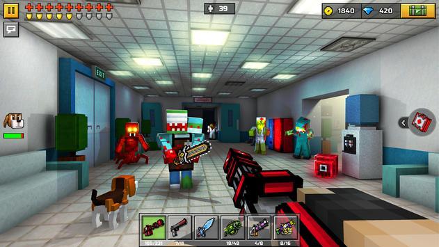 play 픽셀 건 3D (Pixel Gun 3D) on pc