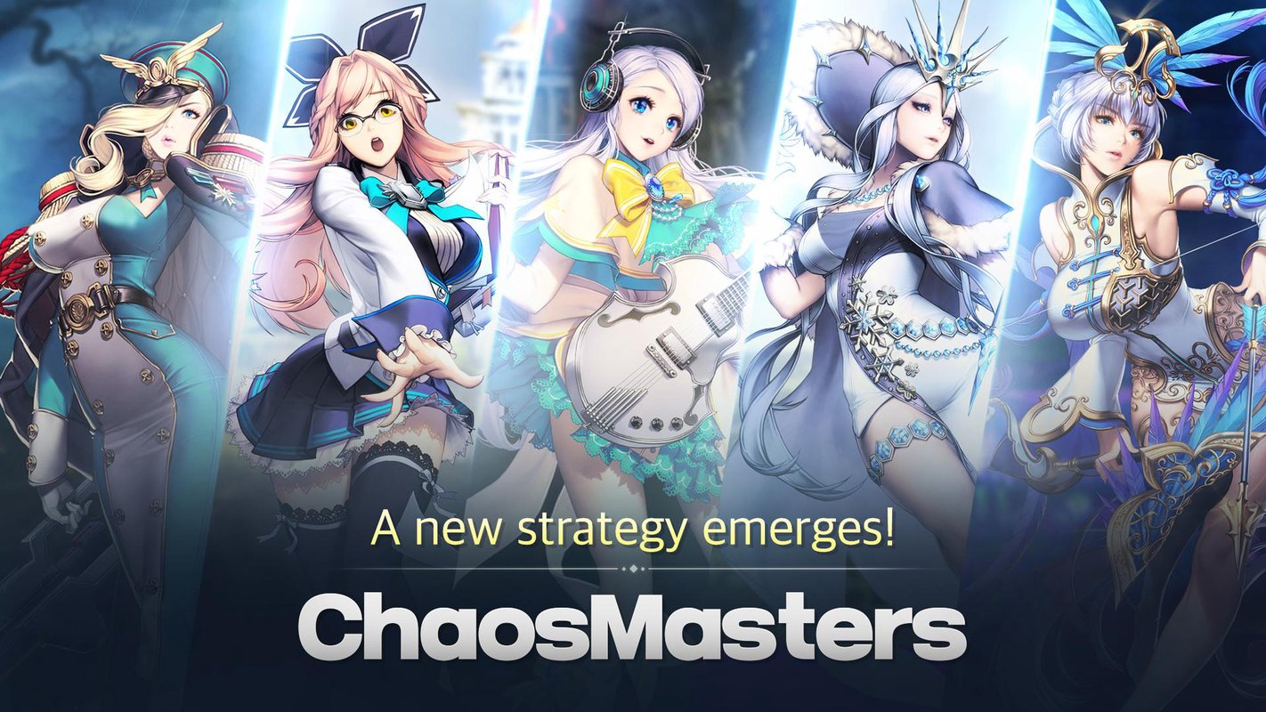 play ChaosMasters on pc