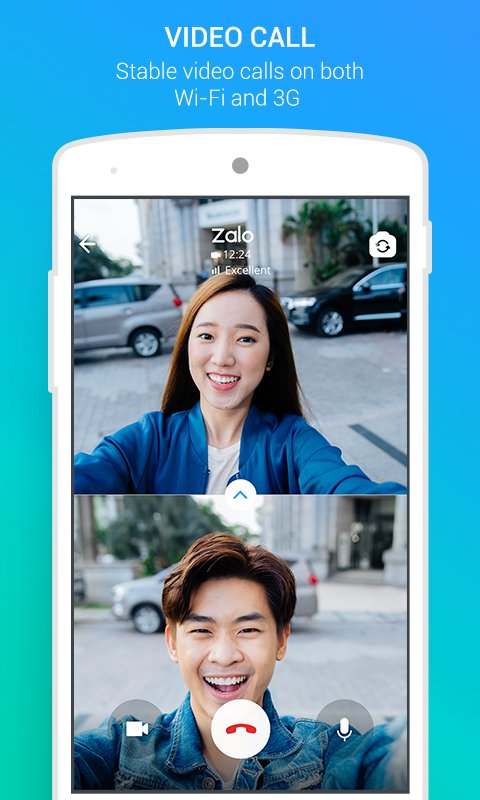 play Zalo – Video Call on pc
