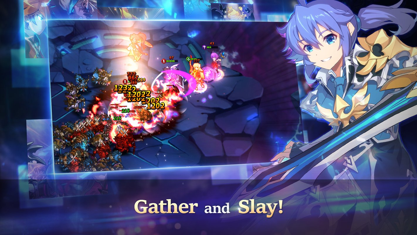 play GrandChase on pc