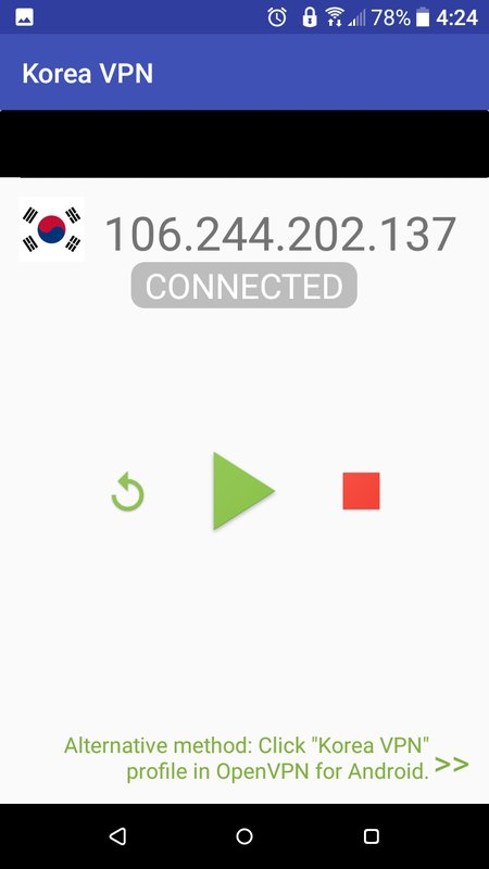 Downlaod & play Korea VPN on pc(for windows) - LDplayer