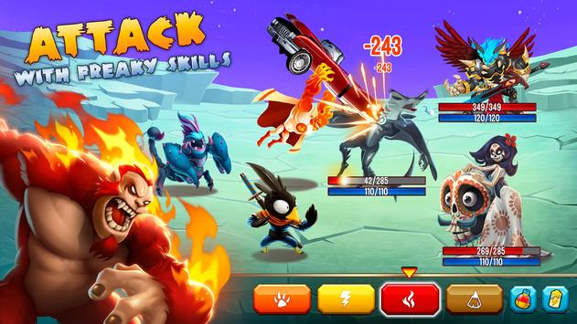 play Monster Legends - RPG on pc