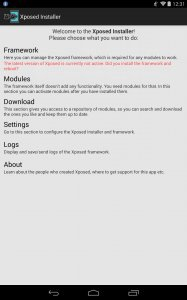play Xposed Installer on pc