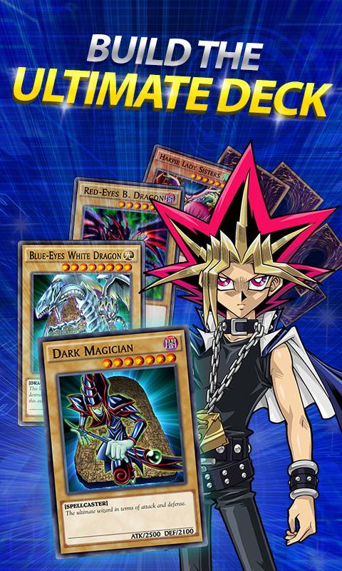 play Yu-Gi-Oh! Duel Links on pc