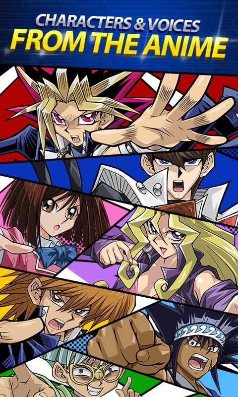 Downlaod & play Yu-Gi-Oh! Duel Links on pc(for windows