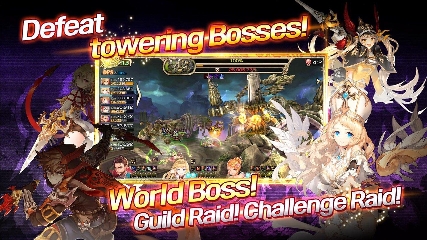 play King's Raid-王之逆襲 on pc