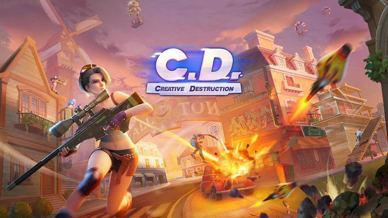 play Creative Destruction on pc