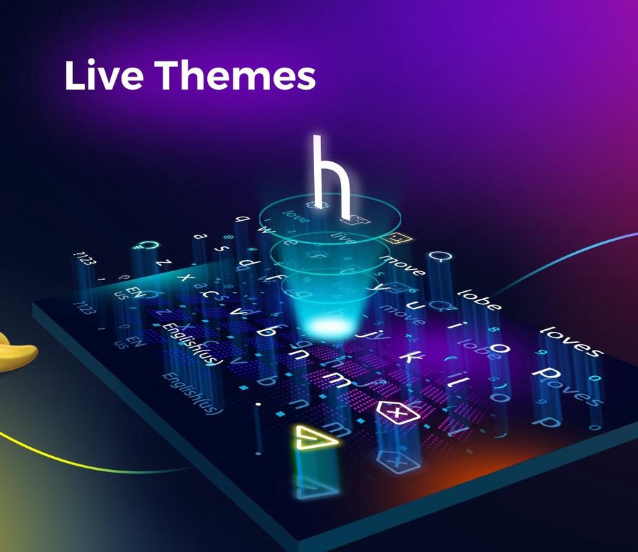 Cheetah Keyboard-Gif,Emoji Keyboard&3D Themes