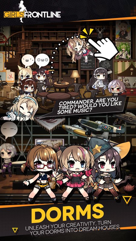 play Girls' Frontline on pc