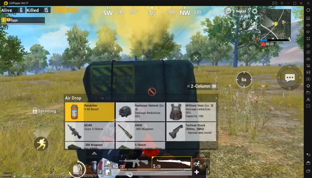 AWM Is The God of ALL Guns2