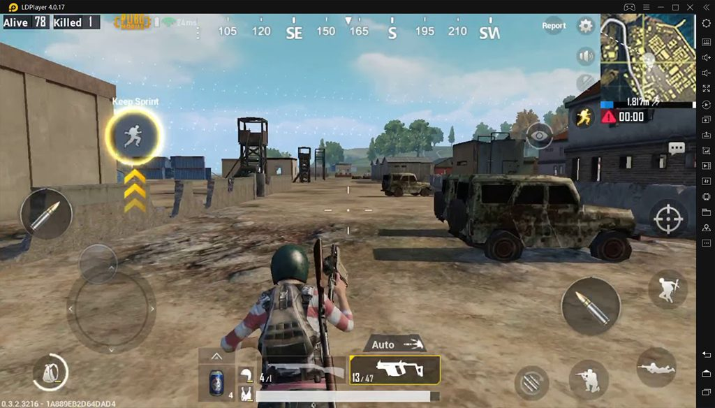 AWM Is The God of ALL Guns4