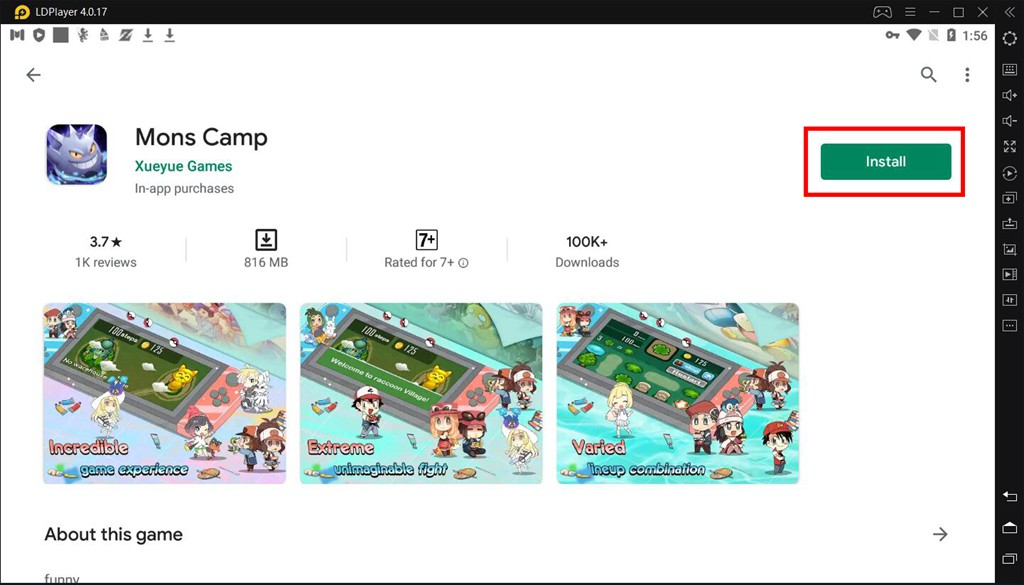 Download Mons Camp