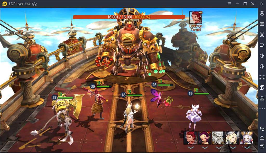 Emulator for Elune on PC