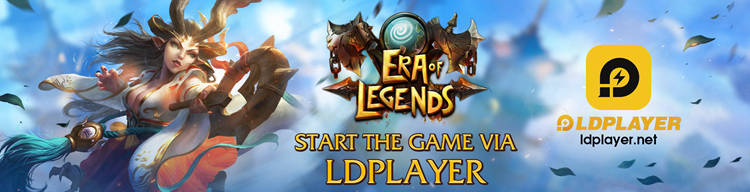 LDPlayer Android Emulator for Era of Legends
