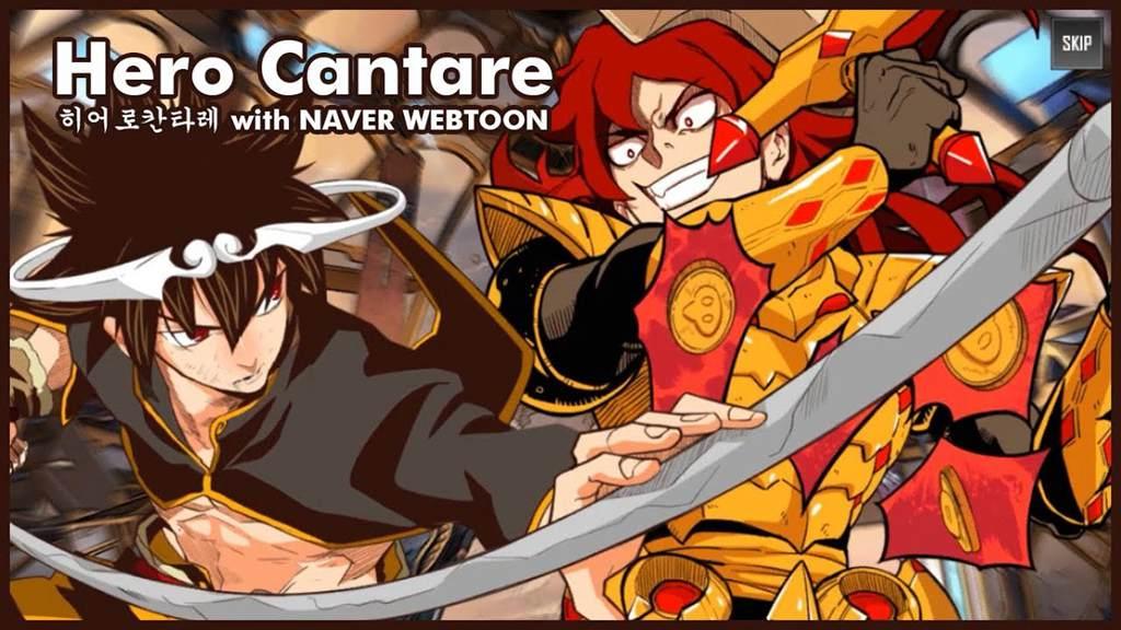 Open Hero Cantare