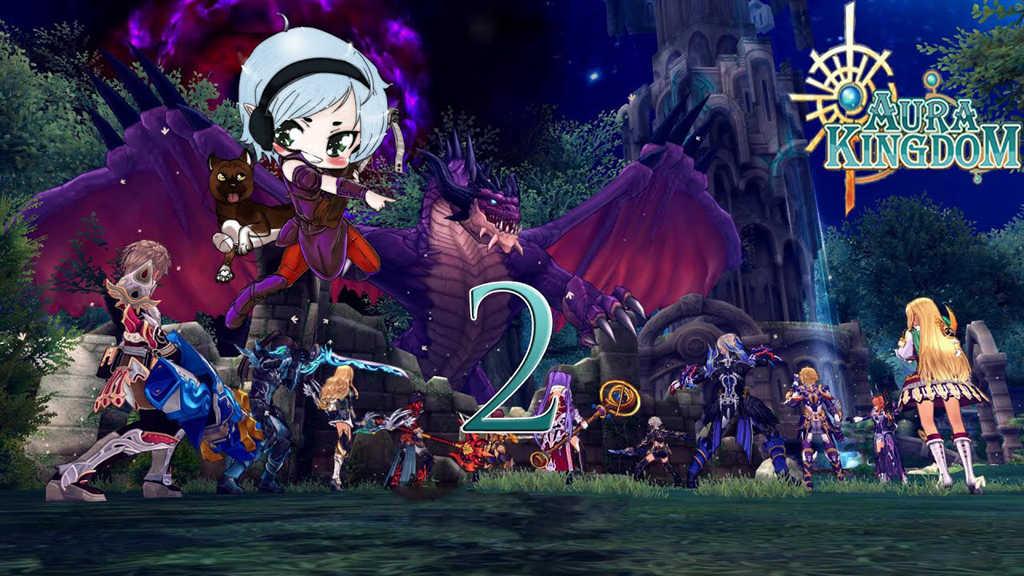 Play Aura Kingdom 2