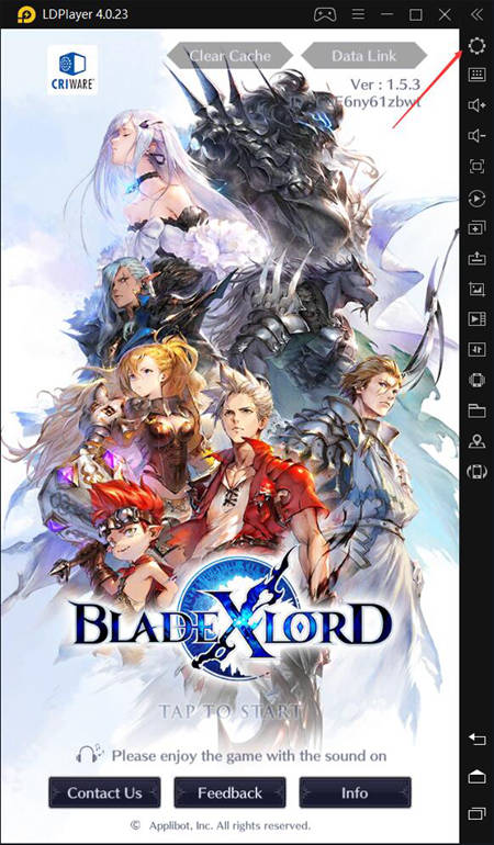 Play Blade XLORD on PC with LDPlayer