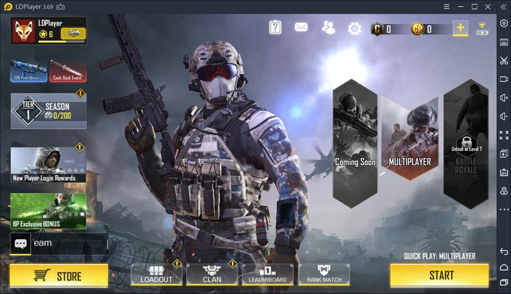 Call of Duty Mobile for PC | How to Play COD Mobile on ...