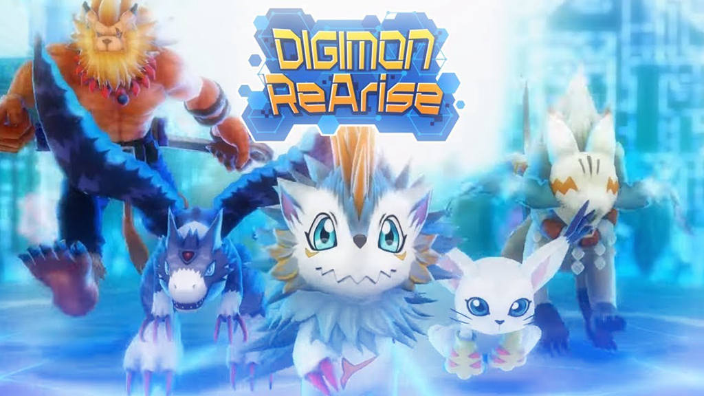 Play Digimon Rearise On Android Emulator