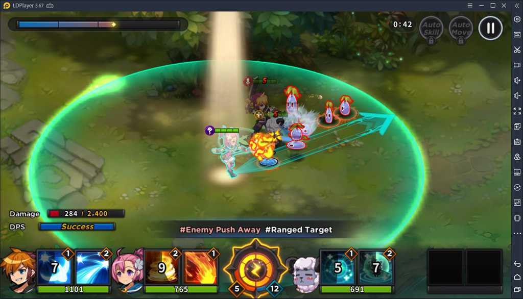 Play Grand Chase On PC With LDPlayer