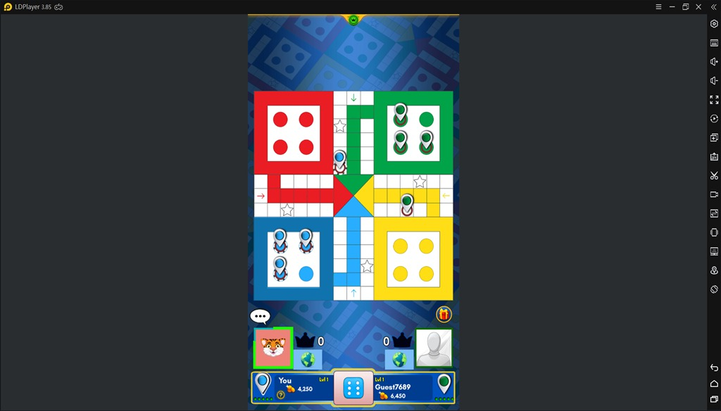 Play Ludo King