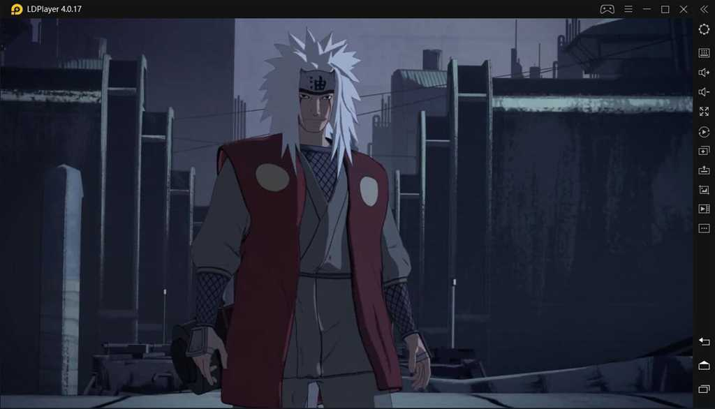 Play Naruto Slugfest on PC with LDPlayer